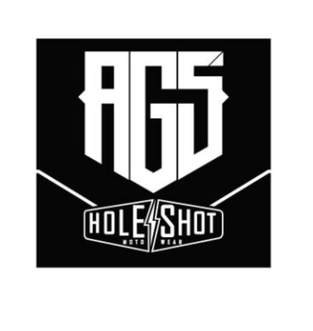 AGS Holeshot logo