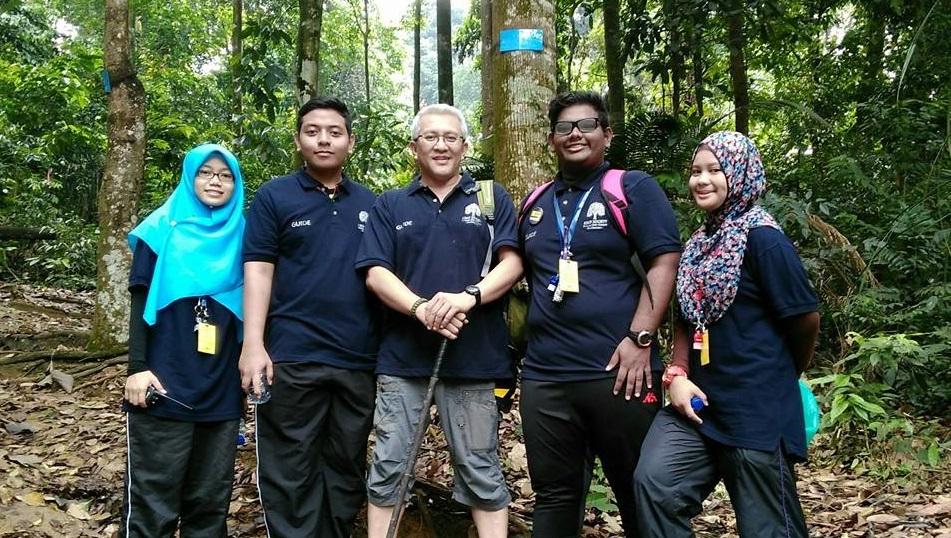 KDCF Forest Guides_Sec 10 school