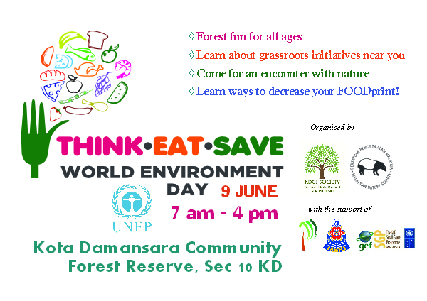 WED 2013 website 600 Think. Eat. Save. World Environment Day @ KDCF